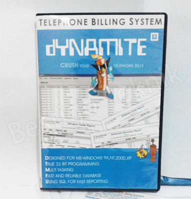 Software Billing System Dynamite