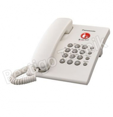 Telepon Single Line Panasonic KX-TS505