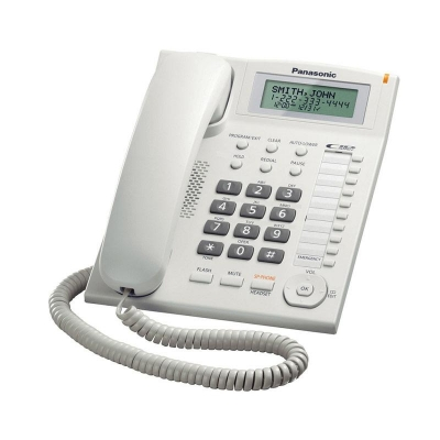 Telepon Single Line Panasonic KX-TS885